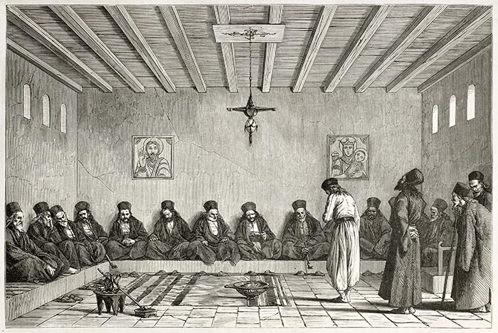 mount athos epistates council